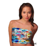 SCHOOL OF FISH BANDEAU