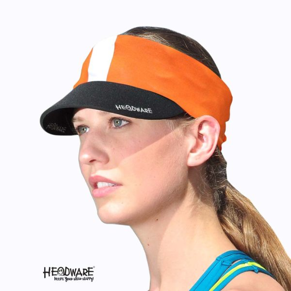 Visor Reflector Orange SV