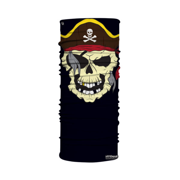 captain skull tube