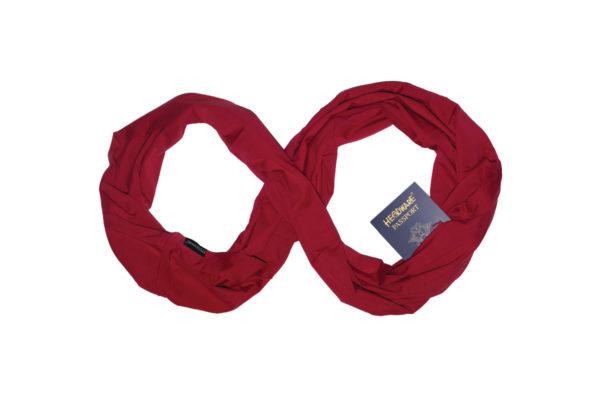 Loopscarf-Pocket-Red