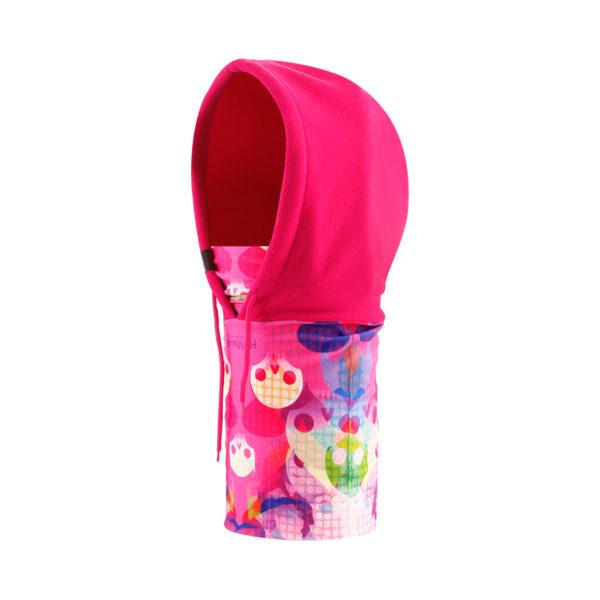 Hoodie-Pink-Skullies