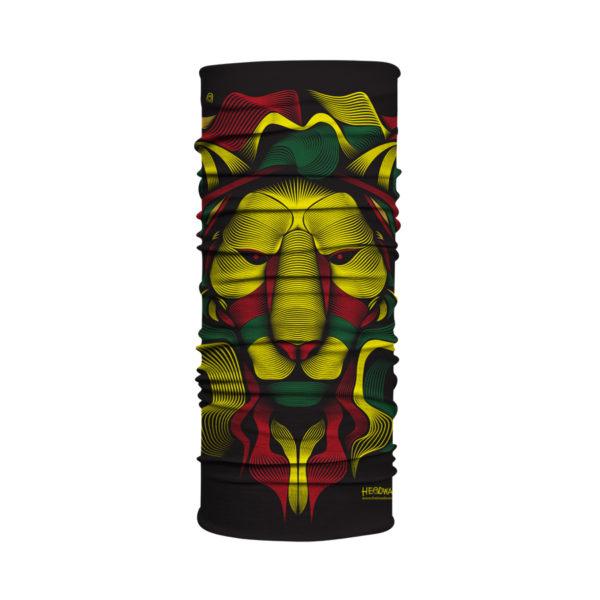 Tri Colored Lion